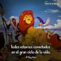 Frases de Disney, frases de El Rey León Walt Disney Movies, Disney Movie Quotes, Disney Pixar, Disney Love, Disney Magic, Frases Disney, Lion King 3, Cute Kawaii Drawings, Walt Disney Company
