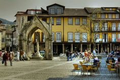 Praça Oliveira, Guimarães