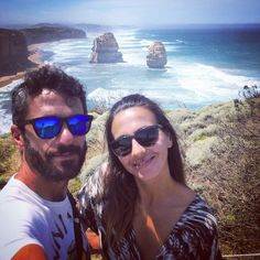 Here we are despite the fcking fog! #australia #12apostles #victoria #greatoceanroad by lauramsastre http://ift.tt/1ijk11S