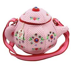 OililyTea Party Teapot Bag