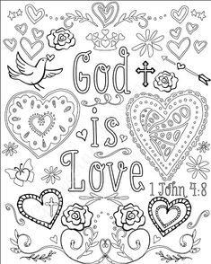 picture of psalm 148 to colour in - Google Search