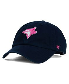 Brand Women's Toronto Blue Jays Clean Up Cap A Team, Team Logo, Toronto Blue Jays, Sports Fan Shop, Baseball Hats, Cap, Boston Bruins, Shopping, Style