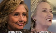 Stillness in the Storm : Hillary ain't Hillary Anymore, Open Your Mind -- E...