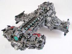 LEGO Huge Starship