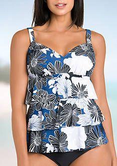 Tankini Tops for Women Maine, Swimsuits 2017, Beach Tan, Womens Tankini, Beach Ready, Tankini Top, Chelsea, Floral Prints, Swimwear