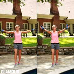 Carrie Underwood's Tank-Top-Ready Arms Workout