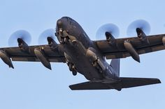 https://flic.kr/p/MdA6bp | Lockheed MC-130J Commando II | RAF Mildenhall