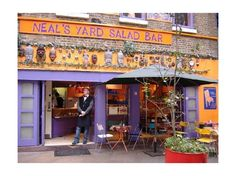 neal's yard and salad bar ;)