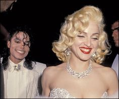 From Variety. Spago @ 30: The glitterati's go-to epicure. Pictured Michael Jackson and Madonna. Interviewed Wolfgang Puck for this--always a pleasure.