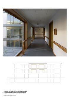 Sergison Bates architects - Care Home, Huise-Zingem Belgium