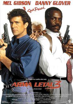 Arma letal 3 [Vídeo (DVD)] / directed by Richard Donner. Distribuida por Warner Home Video Española, cop. 2001