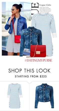 """Bag - Dating my Purse"" by foxxyslang ❤ liked on Polyvore featuring Chinti and Parker, Dsquared2 and Kate Spade"