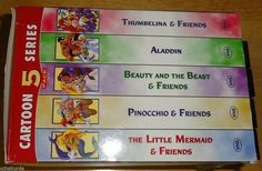 Pinocchio VHS Tape Walt Disney Animated Black Diamond ...