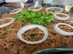 Make and share this Bhuna Qeema With Khara Masala (Minced Meat With Whole Spices) recipe from Food.com.