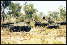 Battle of Cuito Cuanavale - Angolan Civil War/South African Border ...
