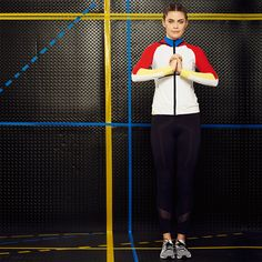 This 30-Day Challenge Will Transform Your Rear View #refinery29 http://www.refinery29.com/2015/11/98252/30-day-glute-challenge#slide-4 Side Lunge With Lateral Leg LiftThis is a great move to work the glutes from side to side for improved knee stability. Start standing with your feet together. Step out to the side with one foot, bending that knee and sending your hips back, as if you're aiming to sit on a stool behind you. Important: When you're lunged to the side, your hip, knee, and…
