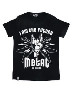 Future of Metal Tshirt