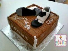 Tap Dance Cake