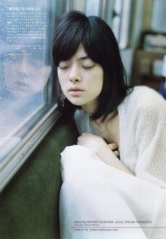 Miiko Ichikawa , Ichikawa Miiko(市川実日子) / japanese actress