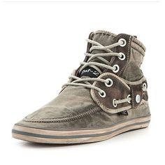 530d3042b036 3-In-1 Shoes Grey Brown Men s