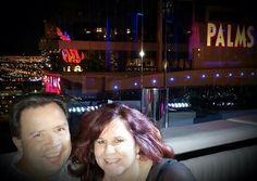 Las Vegas for Valentine's Day.