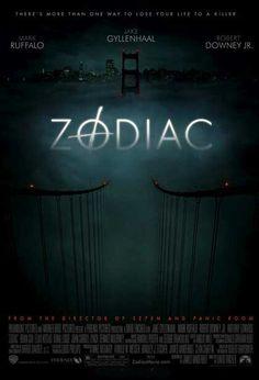 Zodiac...loved this movie!