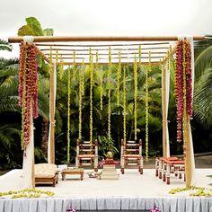 New Garden Wedding Decorations Indian Ideas