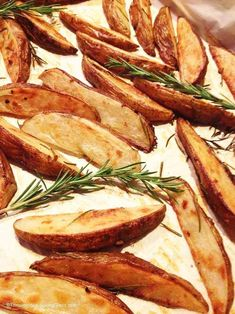 Rosemary Garlic Steak Fries. Crispy and flavorful. Tasty and easy. Affordable. These steak fries are hands down our favorite way to eat a potato!