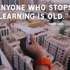 Age is simply a number. The difference between the young and the old, is the yearning for more.