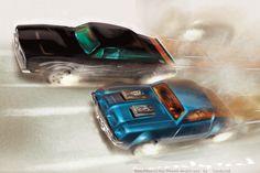 Hot wheels vs Matchbox