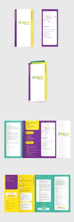 client: eloom | leaflet | 370x210mm | Accordian Fold | | Perforation | Spot UV Varnish