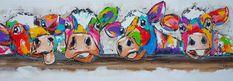 Uitkijken - www.vrolijkschilderij.nl