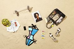 Beach bum essentials ♥
