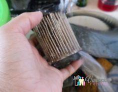 Como faço a limpeza do filtro do aspirador de pó