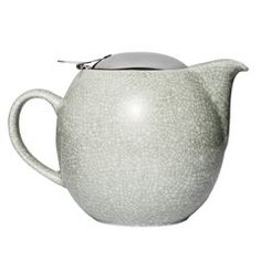 Japanese Ceramic Crackle Glaze Teapot