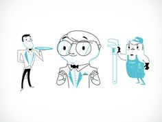 Character Design - Ossi Pirkonen