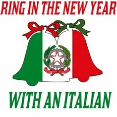 #Italian know how to ring in the new year!