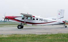 """Pilatus PC-6 - Arbeitspferd der Lüfte der Firma """"Pilatus Aircraft"""""""