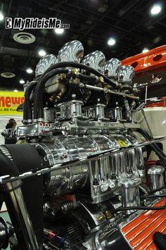 Best Hot Rod engines