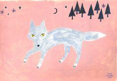 Wolf by Aiko Fukawa
