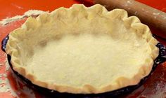 Homemade Pie Crust: 1 cup hazelnut or almond meal, 1 tsp baking powder, 1/3 cup cold butter or coconut oil (or other fat) and 1/4 cup water.