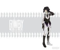 RWBY: Noire by ~reveriesky on deviantART