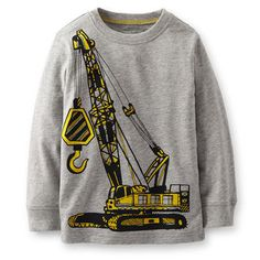 Construction Graphic Tee