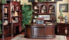 Hemispheres Furniture Store Winsome Executive Home Office