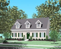 Cape Cod | Contempri Homes