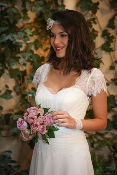 nice Robe de mariage : Luna - Chic et élégante - Robes de Mariées Paris Elsa Gary...
