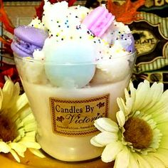 Highly Scented Candles & Wax Tarts - Candles By Victoria Strong Scented Candles, Scented Wax, Soy Wax Candles, Candle Art, Candle Shop, Candles By Victoria, Candle Accessories, Wax Tarts, Small Candles