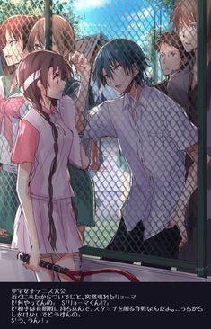 The Prince Of Tennis Wallpaper Prince Of Tennis Anime, Anime Prince, Okuda, Manga Illustration, Cute Anime Couples, Anime Ships, Anime Love, Doujinshi, Kawaii