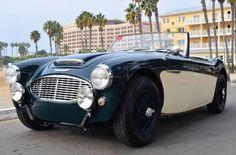 1960 Austin Healey 3000 MkI