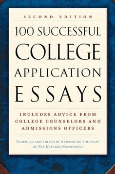 Essays definition success
